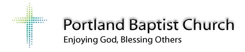 Porland Baptist Church